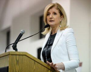 Arianna Huffington, Meditation in Leadership and Productivity