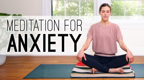 5 Meditation Techniques To Handle Anxiety