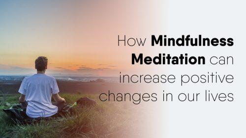 Importance Of Mindfulness Meditation Technique