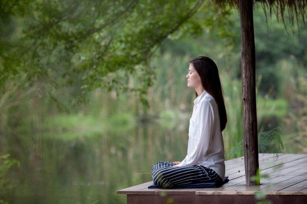 Controlling Panic Attack Through Meditation